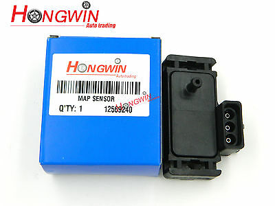 BRAND NEW MAP SENSOR FOR GMC BUICK CHEVY PICKUP TRUCK PONTIAC OLDS GM 12569240