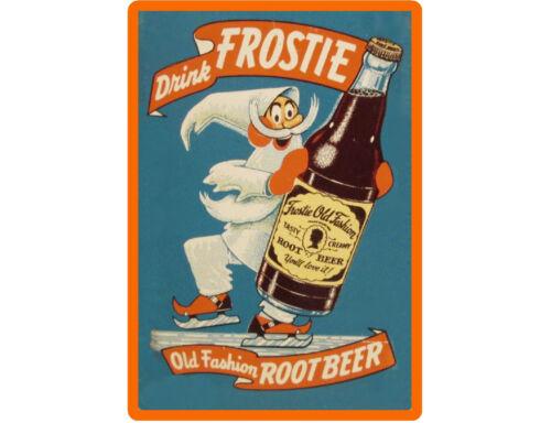 Huge Old Fashion Frosty Root Beer Soda Refrigerator  Magnet