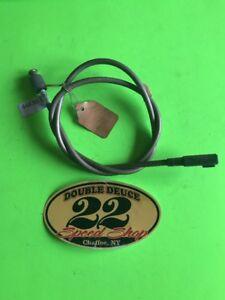 SPEEDO **Grey** GENUINE Honda NOS 44830-061-810 CABLE
