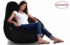 Direct Factory Chair Comfort Large Bean Bag Relaxation without Beans Cozy Soft