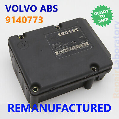 E-5 Socket Included. Volvo 850 96-97 ABS Control Module Unit Rebuilt 9140773