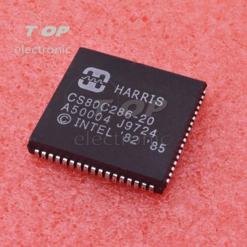 1PCS//5PCS CS80C286-20 CS80C286 PLCC-68 IC GOOD QUALITY