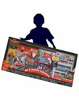 Disney Art & Activity Collection Planes & Fire & Rescue Over 1000 Pieces Toys