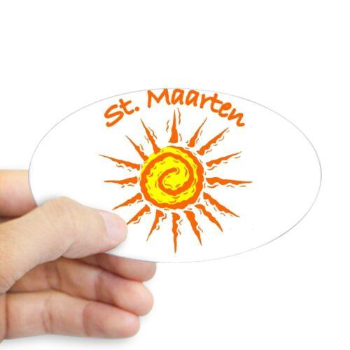 Oval 120171748 Maarten Oval Sticker Sticker CafePress St