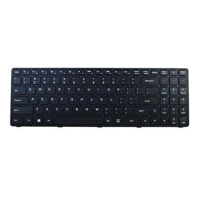 Laptop Replacement US Keyboard for Lenovo Ideapad 100-15IBD SN20J78609,Black