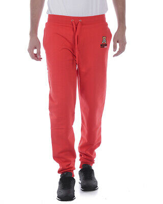 Clothing, Shoes & Accessories Genteel Moschino Underwear Tracksuit Cotton Man Red A42058104 114 Sz.m Make Offer Nourishing Blood And Adjusting Spirit
