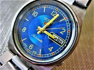 SEIKO 5 6319 montre homme automatique 1985 SEI1070