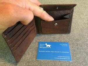 Billy-Goat-Designs-Leather-Wallet-Coin-pocket-W2P-Bifold-men-card-cash