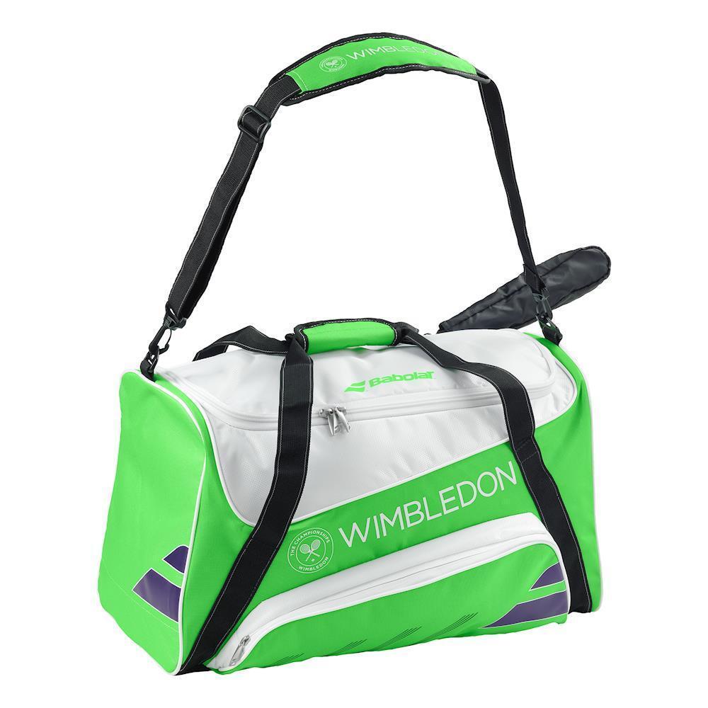 TOPANGEBOT    Tennistasche Babolat Sport Bag WIMBLEDON - Sporttasche grün      Die Qualität Und Die Verbraucher Zunächst    Lass unsere Waren in die Welt gehen    Sale Outlet  299de3