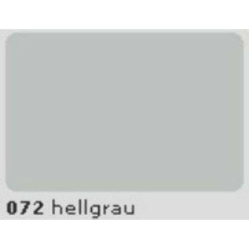 Oracal 651 Plotterfolie PVC Folie 63cm x 5m hellgrau 072 Außenbereic 5,23€//1qm