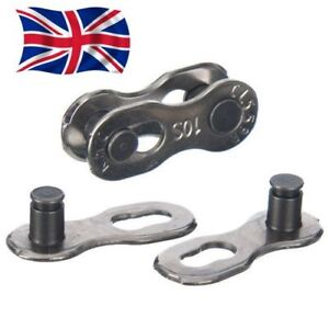 2-PAIRS-KMC-10-Speed-Missing-Link-Chain-Link-Join-Link-Shimano-Sram-Compagnolo