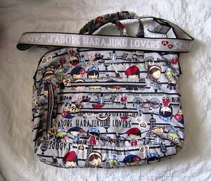 Authentic-Harajuku-Lovers-Bag-Purse-Handbag