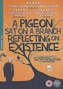 Un-Piccione-Sat-su-Una-Ramo-Riflettente-Upon-Existence-DVD-Nuovo-DVD-ART745DVD