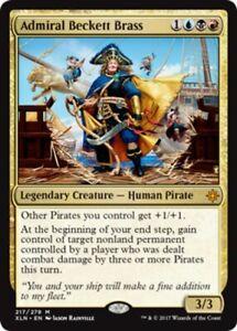 Admiral-Beckett-Brass-x1-Magic-the-Gathering-1x-Ixalan-mtg-card
