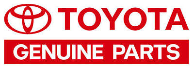 GENUINE TOYOTA CERAMIC FRONT BRAKE PADS 04465-AZ017-TM