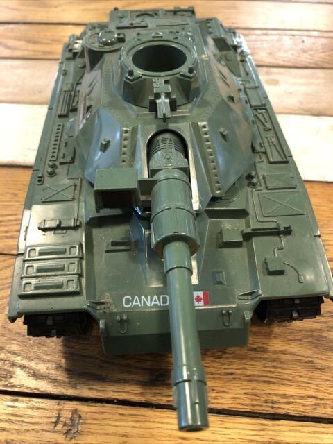 Vintage Gi Joe Mobat Tank 1982 Hasbro Canadian Stickers