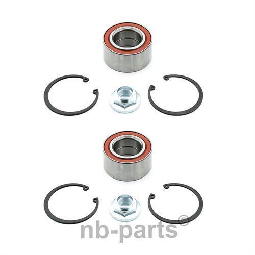 2x radlagersatz roulement de roue jeu avant Ford Cougar EC Mondeo I GBP BNP II BAP BFP