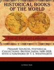 British India 1600-1828 by A Wyatt Tilby (Paperback / softback, 2011)