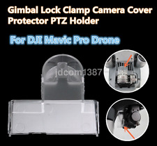 Gimbal Lock Clamp Camera Cover Protector PTZ Holder for DJI Mavic Pro Drone、LJ