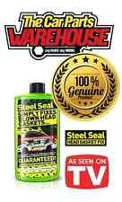 STEEL SEAL REPAIR FIXES BLOWN CYLINDER HEAD GASKETS GUARANTEED  STEELSEAL Great
