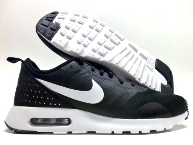 e656e62de6 Men's Nike Air Max Tavas Shoes Size 13 Black White 705149 009 for ...