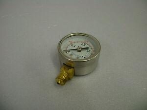 Bairan-Waste-oil-burner-Pressure-gauge