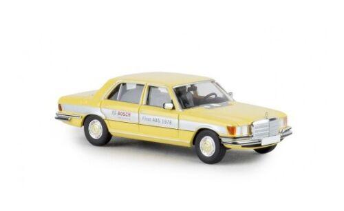 """Brekina MB 450 SEL /""""Bosch ABS/"""" #13160 1:87"""