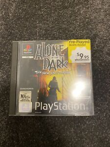 Alone in the Dark The New Nightmare PLAYSTATION 1 Sony PS1