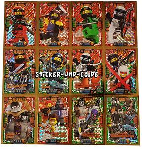 Lego-Ninjago-Serie-4-Trading-Card-Limitierte-Karten-zum-aussuchen-LE1-LE25