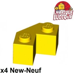 Yellow Brick 2x2-3003  NEUF LEGO x 10