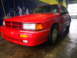 1992 Spirit Turbo 5 Speed