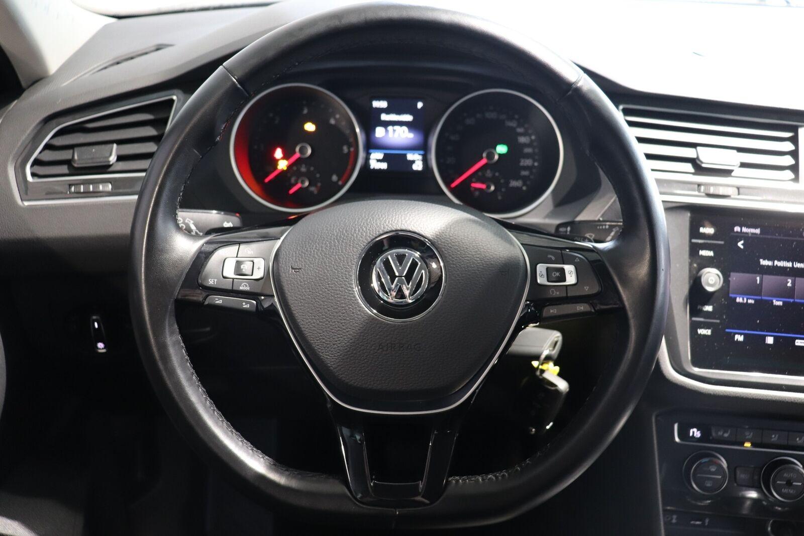 VW Tiguan TDi 150 Comfortline DSG 4M