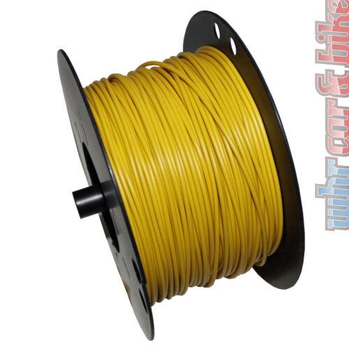 Hella KFZ-Kabel FLY Fahrzeugleitung 1,5 mm² gelb Kupfer 1-adrig Meterware
