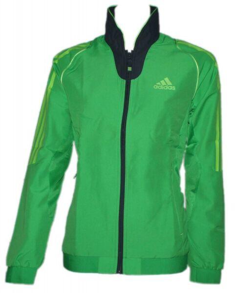 Adidas Damen Performance PRÄSENTATIONS Jacke Gr. M / 38 G87294 Solar Green PRES