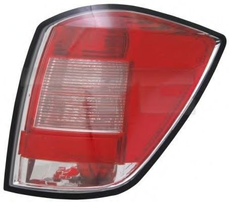 Vauxhall Astra H Estate//Van Drivers Side Rear Lamp 93186477