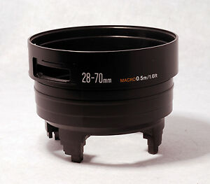 Canon EF 28-70mm f/2.8 L USM Lens Fixed Barrel Repair Part YG9-0312-000