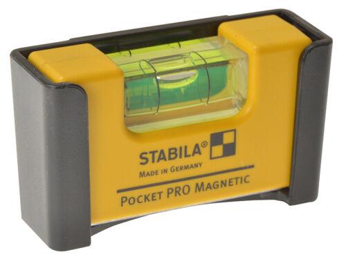 stbpktpro Stabila Pocket Pro niveau loose