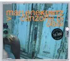 MARLENE KUNTZ   CANZONE DI OGGI CD SINGOLO SIGILLATO!!!