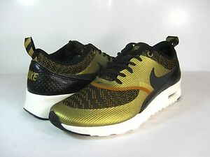 Details about NIKE WMNS AIR MAX THEA KJCRD BronzineBlack Sail 718646 700 ATHLETIC