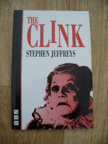 1 of 1 - Stephen Jeffreys - Clink (Nick Hern Paperback Drama 1999) VGC