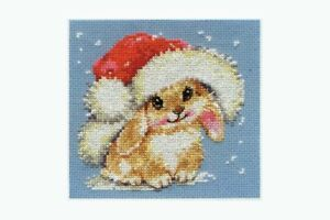 Cross-Stitch-Kit-Winter-Bunny-art-0-95