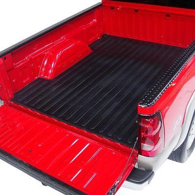 Dee Zee DZ86882 Black Rubber Truck Bed Mats For 99-16 F-250//F-350 Super Duty
