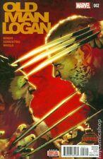 Old Man Logan #2 (2015) Marvel Comics