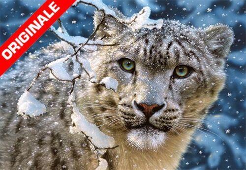 1500 LEOPARDO DELLE NEVI Gioco Snow Leopard Giocattolo 024 CST1500 PUZZLE PZ