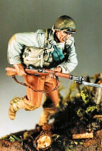 Nemrod US Soldier 1944 N35039 1//35 scale resin model figure