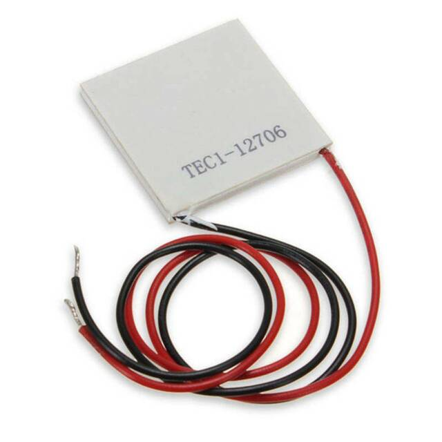1pc 12V 60W TEC1-12706 Heat Sink Thermoelectric Cooler Cooling Plate Module,