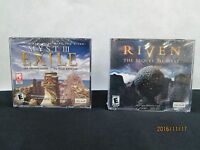 Riven The Sequel To Myst And Myst Iii Exile For Pc