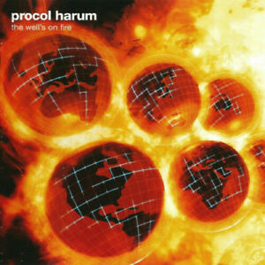Procol-Harum-The-Well-039-s-On-Fire-CD-1991-new