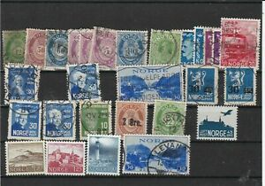 Norway Stamps ref R 16978