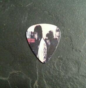100% Vrai Green Day Punk Rock Band Music Guitar Pick Collectible Memorabilia Cadeau-afficher Le Titre D'origine